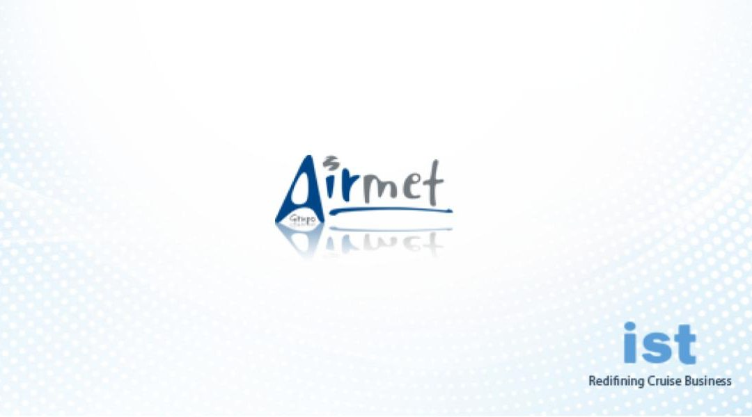 The AIRMET group provides its travel agencies IST's Cruise Browser 4 Business to make cruise booking easier.